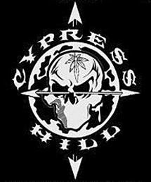 Band Logos - Brand Upon The Brain: Logo #121: Cypress Hill