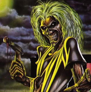 Logo 106 Iron Maiden