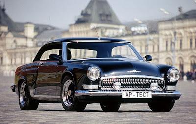 (GAZ) Volga Coupe