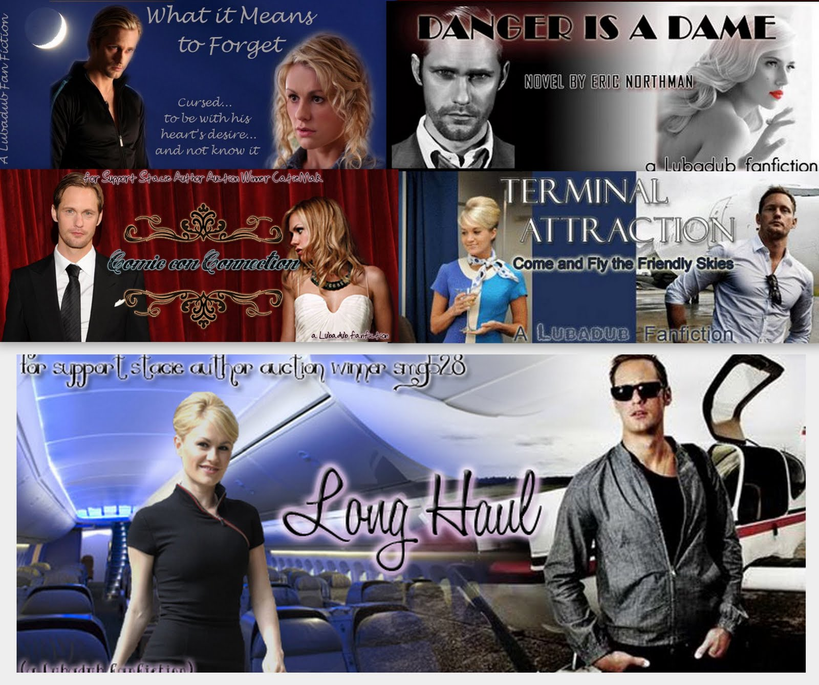 Interviews of FanFic Authors