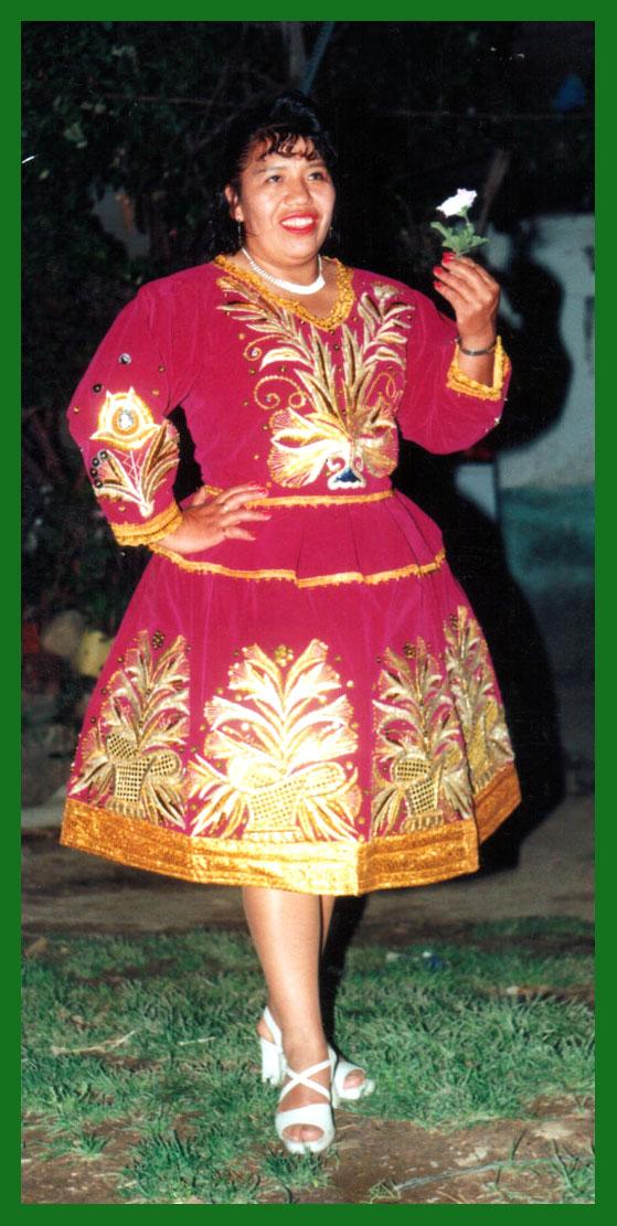 Flor Ahuaquina