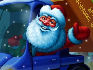 Корпоративная отрытка на Новый год - Иллюстрация - Юрий (t_rAt) Волкович