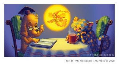 Как получаются легенды - Иллюстрация - Юрий (t_rAt) Волкович