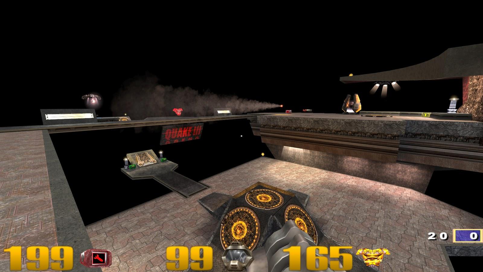 Quake 3 Arena Maps - fasrnewsletter