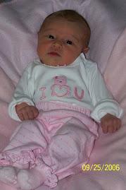Anna 5 days old