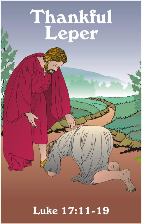 GOSPEL REFLECTIONS DAILY: TEN LEPERS – OCTOBER 10TH – 28TH