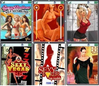 Sexy online mobile games
