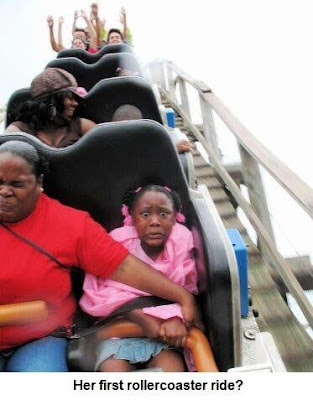 First Rollercoaster ride?