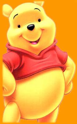 Winnie The Pooh Bear 4