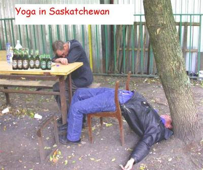 Yoga in Saskatchewan