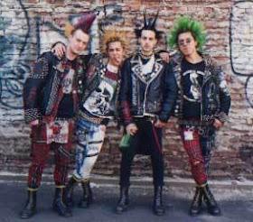 Punk Epingle Nourrice