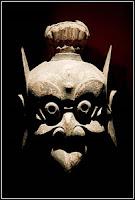 Les masques de Chine et rites magiques Nuo Chine14