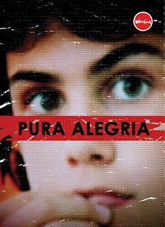 Cartel largometraje Pura Alegría