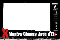 Cartel X Mostra de Cinema Jove d'Elx