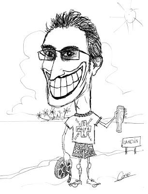 Caricatura de Jaume