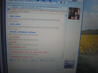 Conversación con Clara