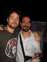 Iván Sainz Pardo y Josmachine