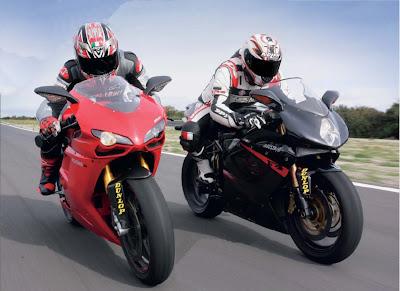 Superbike World : Evolution In biking technology: DUCATI 1098S v/s ...