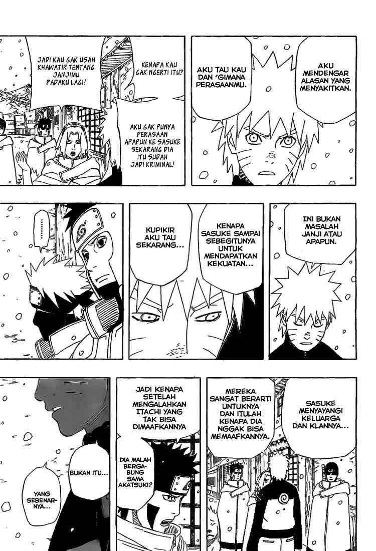 03 Naruto 470   Killerbee vs Kisame