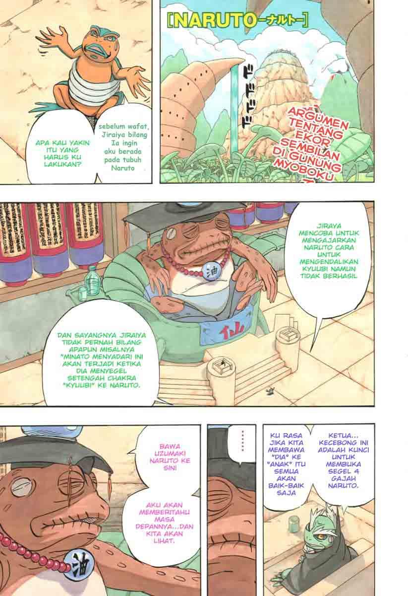 01 Naruto 489   Diatas Jurang Perang Dunia