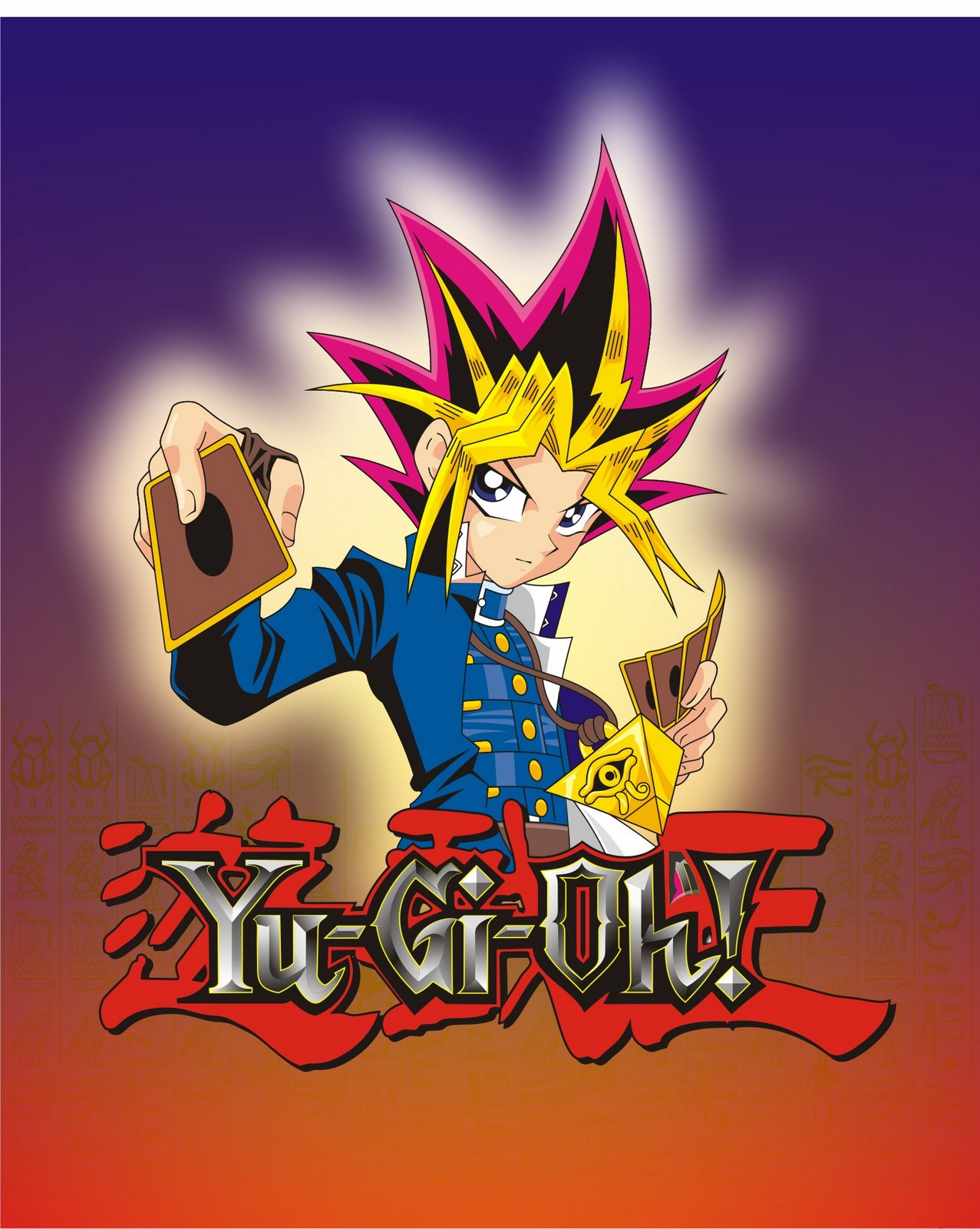 Yu-Gi-Oh! Sagas ( 遊☆戯☆王 ) YU-GI-OH3