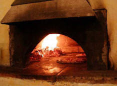 Jay's Wood Fired Oven at Pizza on Earth...