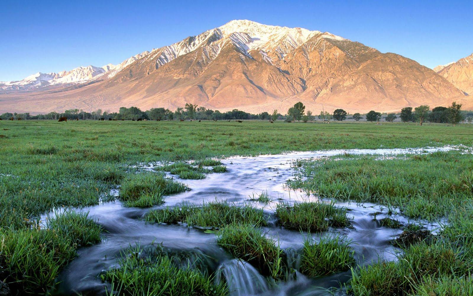 Mountain Landscape - 1920 X 1200
