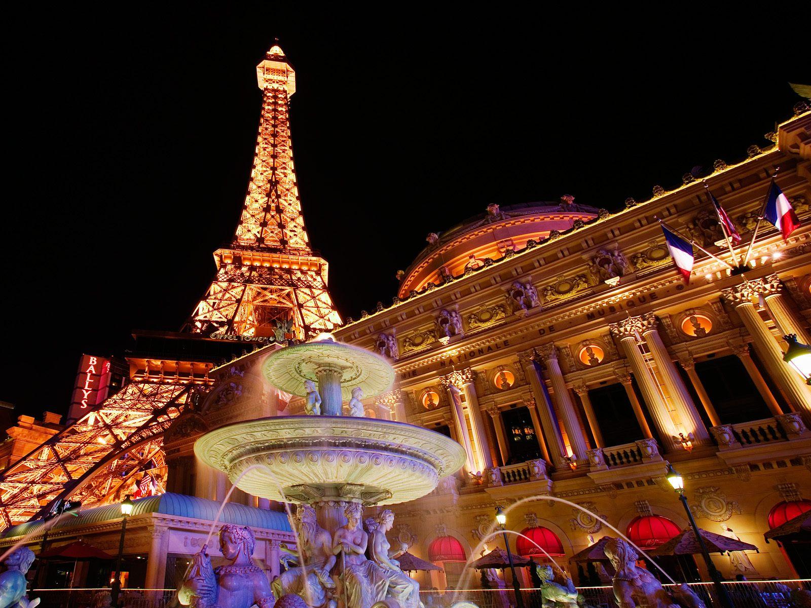 Gambar Wallpaper Bergerak Paris