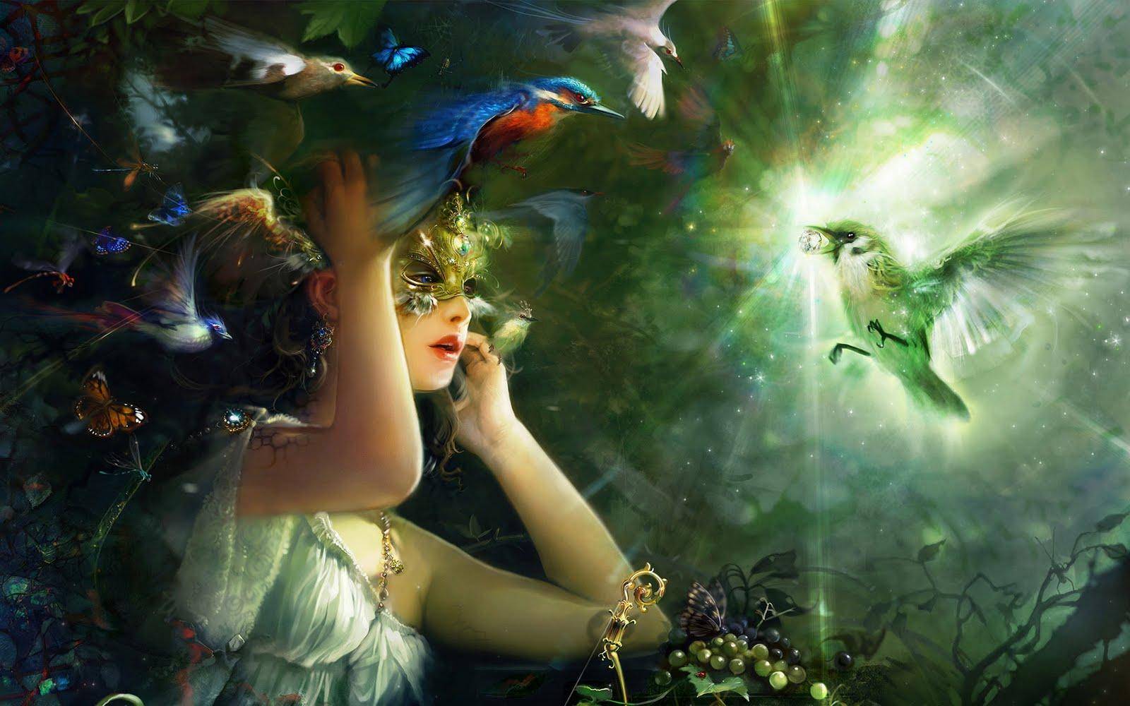 3d fantasy art fairies - photo #30