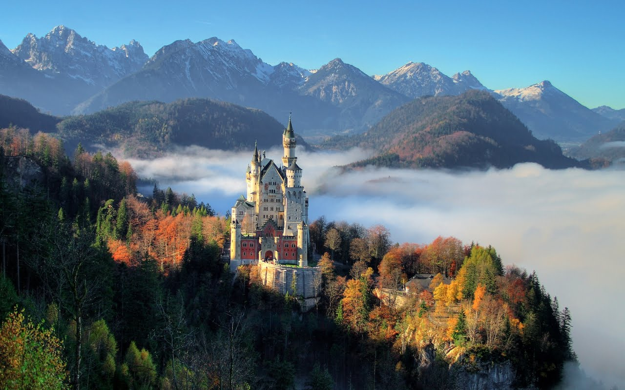 Neuschwanstein Castle - Bavaria, Germany ~ World Travel ...