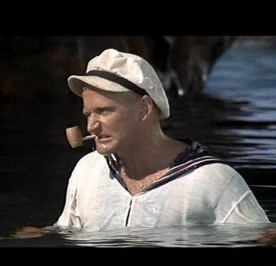 Eu sou o marinheiro Popeye!