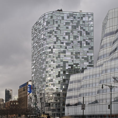A212 Architect 100 11th Avenue Chelsea New York By
