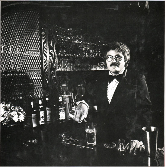 Off The Presses: The Work of Stan Jones, 1970s Bar Master