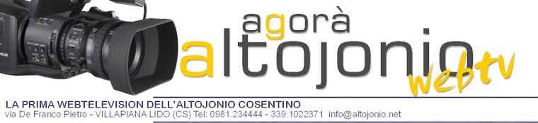 Agorà Altojonio webTv