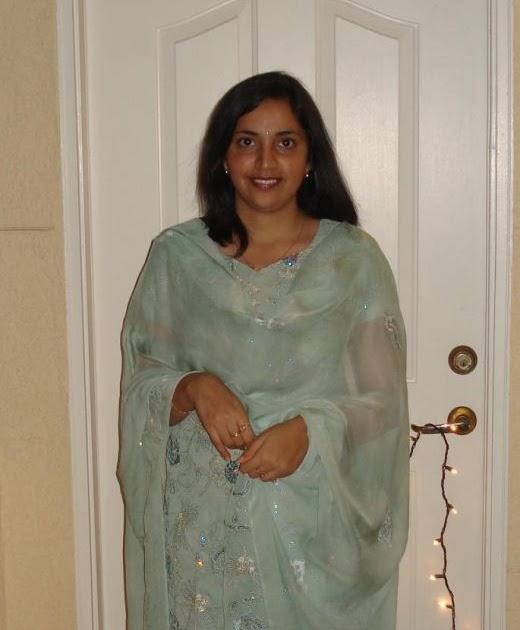 Pakistani Aunty Salwar Kameez-7665