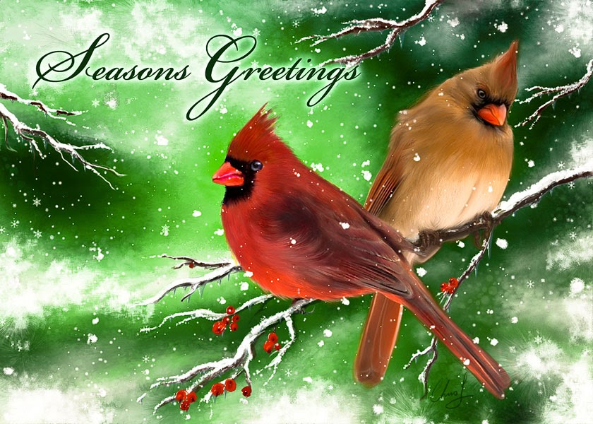 Merry Christmas Greeting Cards | Free Christian Wallpapers