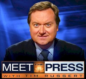 Tim Russert: For one who got it right