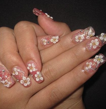 Nail Art Pictures Nail Art Gallery Sposa