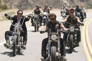Larry Bishop, Michael Madsen, Eric Balfour - Hell Ride