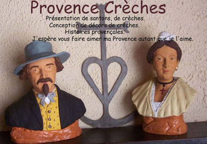 Provence Crèches