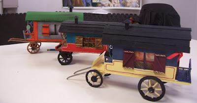 fariquer en bois caravane