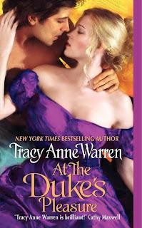AT THE DUKE'S PLEASURE by Tracy Anne Warren
