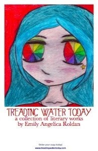 TREADING WATER TODAY by Emily Angelica Roldan