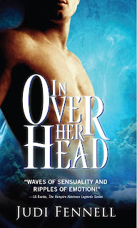 In Over Her Head by Judi Fennell