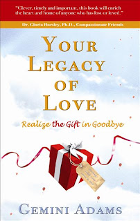 YOUR LEGACY OF LOVE by Gemini Adams
