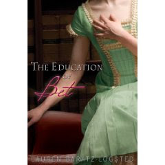 THE EDUCATION OF BET by Lauren Baratz-Logsted