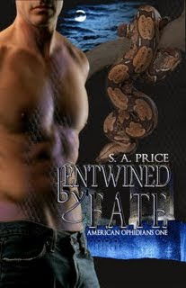 ENTWINED BY FATE by S. A. Price