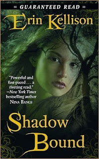 (ARC REVIEW) Shadow Bound by Erin Kellison