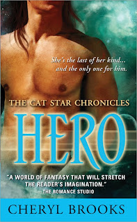 (ARC Review) Hero by Cheryl Brooks