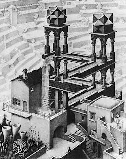 cascada Escher